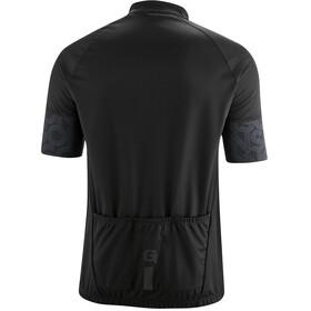 Gonso Arlas Half-Zip SS Bike Jersey Men black